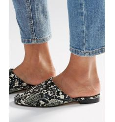 ASOS MOTH Flat Shoes