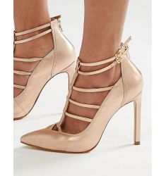 Steve Madden Prazed Caged Court Shoes