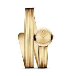 Movado Museum Wrap Watch, 20mm