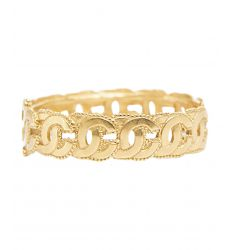 Pre-Owned: CC Chain Bangle