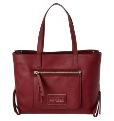 Marc by Marc Jacobs Zip It Saffiano Leather Tote