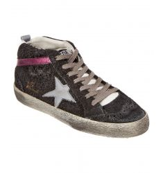 Golden Goose Women's Mid Star Sneaker