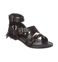 Belle by Sigerson Morrison Allegra Leather Sandal