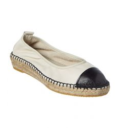 Andre Assous Lana Leather Espadrille