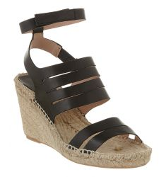 Charles David Ona Leather Sandal