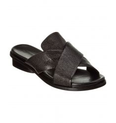 French Connection Basia Leather Sandal