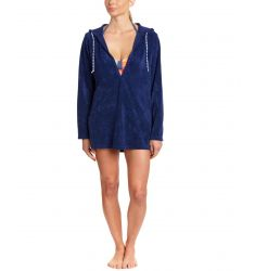 Splendid Sunblock Hooded Tunic