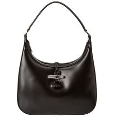 Longchamp Roseau Leather Hobo