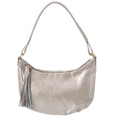 Hobo Alesa Leather Shoulder Bag