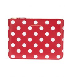 'Polka Dots Printed' purse