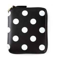 'Polka Dots Printed' wallet