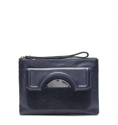 REFLECTA MEDIUM LEATHER POUCH