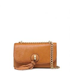 UPTOWN LEATHER HIP BAG
