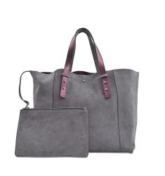 Soho Two-Material Tote