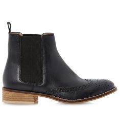 Quentin leather brogue chelsea boots  Pacey leather brogue chelsea boots Quentin leather chelsea boo