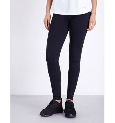 Mirror jersey leggings  Marl-panel stretch-jersey leggings Spot-detail stretch-jersey leggings Conto