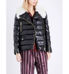Southton quilted shell coat  Angleton quilted jacket