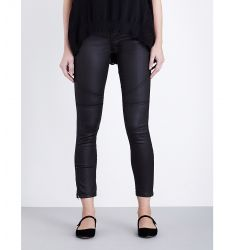 The Rebound skinny mid-rise jeans  Lucc skinny mid-rise jeans Mast skinny low-rise jeans Joni high-r