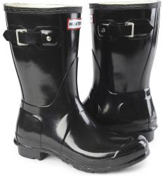 Original Gloss short wellies