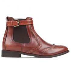 Slow leather Chelsea boots  Slow leather ankle boots Scampy leather ankle boots