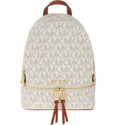 Rhea medium leather backpack  Rhea leather backpack Rhea leather backpack Rhea medium leather backpa