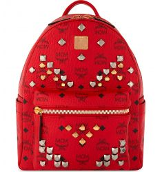 Stark stud detail small backpack  Stark special bebe-boo leather backpack Stark Odeon small backpack