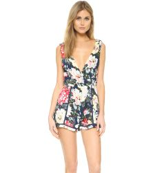 Nothing Like The Wild Romper