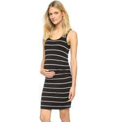 Kimberly Cinched Maternity Dress