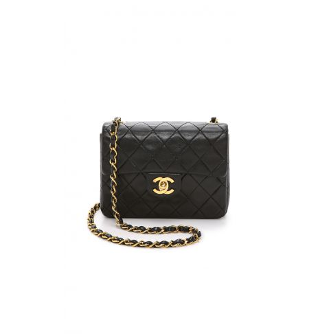 What Goes Around Comes Around Chanel Mini Flap Bag (Previously Owned) 372cabcc8e5dd